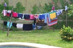 Our clothesline (dryer)
